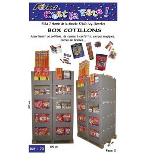 BOX COTILLONS