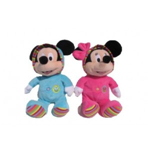 MICKEY MINNIE PYJAMA 25 CM