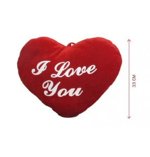 COEUR I LOVE YOU 33 CM
