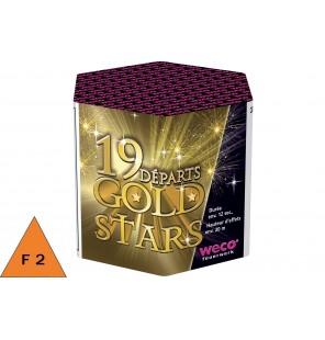 BATTERIE GOLD STARS 19 DEPARTS