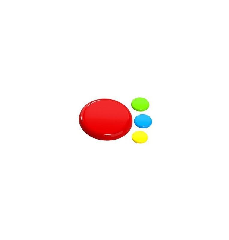 DISQUE VOLANT DIAM 23 CM 4 coloris
