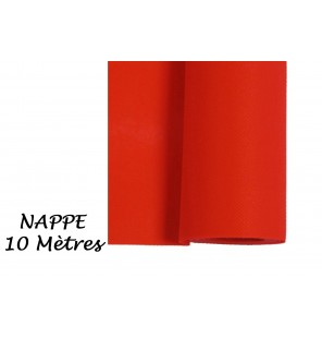 NAPPE INTISSEE ROUGE 10 M