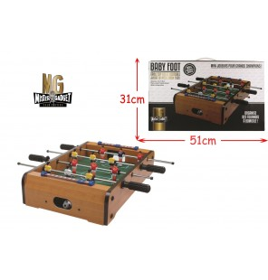 JEU DE TABLE BABYFOOT