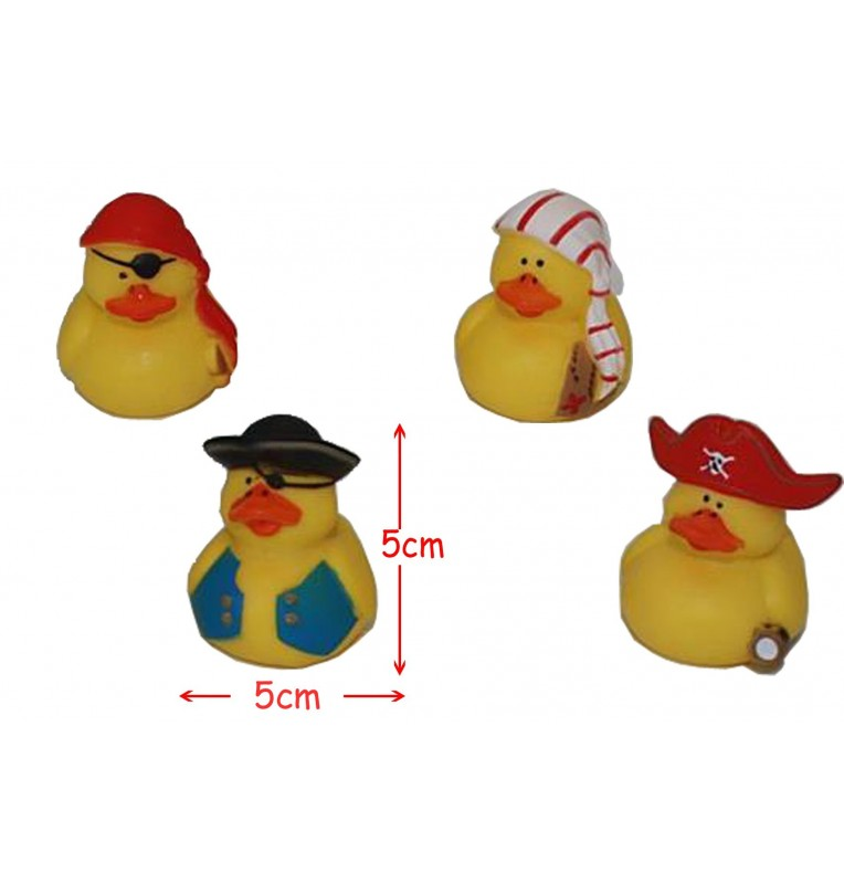 CANARD PIRATE 4 Assortiments