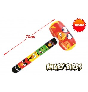 MAILLET GONFLABLE ANGRY BIRDS