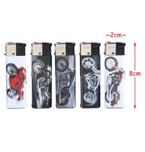BRIQUET DESIGN MOTO 5 Assortiments