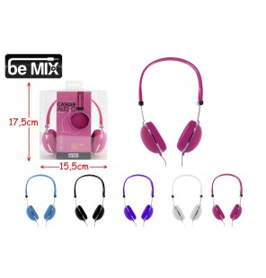 CASQUE AUDIO 6 Coloris