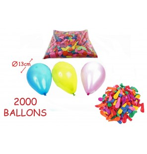 BALLONS DE TIR N° 5 LES 2000 IDEAL PIQUES