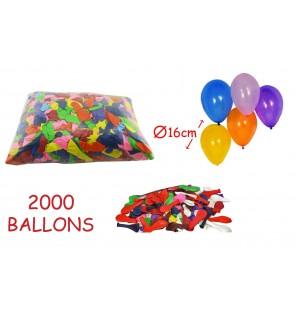BALLONS DE TIR N° 6 LES 2000 IDEAL CAGES