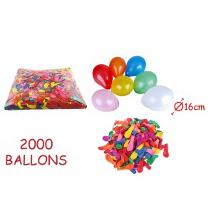 BALLONS DE TIR N° 6 LES 2000 IDEAL PIQUES