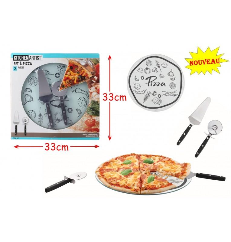 SET PIZZA 3 PIECES