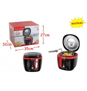 FRITEUSE DOMOCLIP 1800W