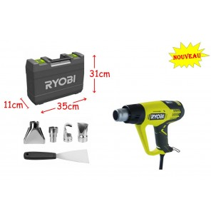 RYOBI DECAPEUR THERMIQUE 2000W LCD