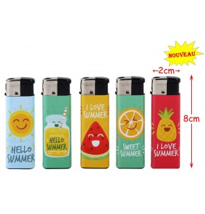 BRIQUET SUMMER