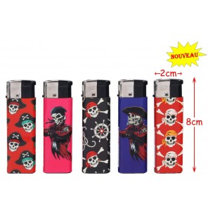 BRIQUET PIRATES 5 ASSORTIMENTS
