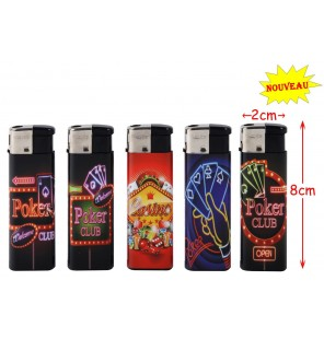 BRIQUET CASINO 5 ASSORTIMENTS