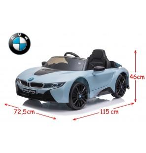 BMW i8 ELECTRIQUE - BLEU