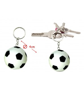 PORTE CLE BALLON DE FOOT...
