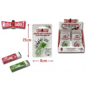 chewing gum électrique Mister Gadget
