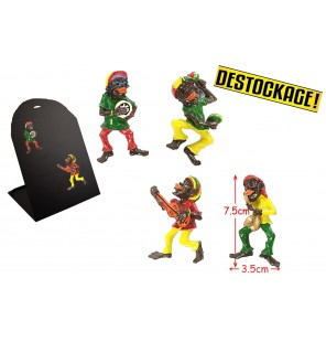 SUPPORT METAL 12 MAGNETS RASTA