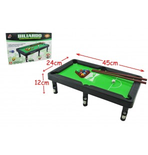 JEU TABLE BILLARD