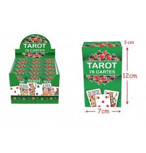 JEU TAROT 78 CARTES