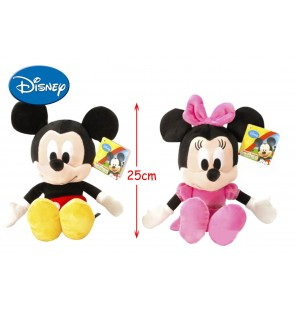 PELUCHE MICKEY MINNIE 2...