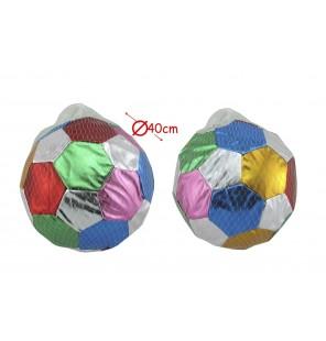 ballon de foot brillant 40 cm à gonfler