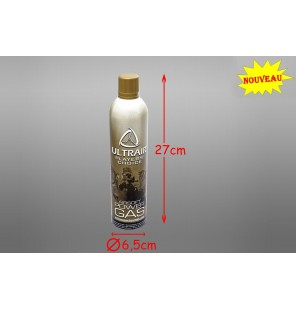 RECHARGE GAZ PISTOLET 570 ML
