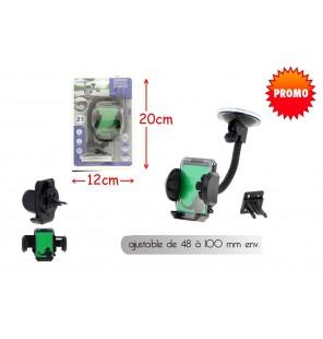 SUPPORT SMARTPHONE / GPS 2 EN 1