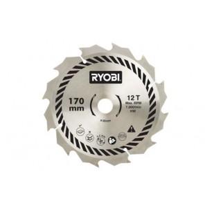 RYOBI SCIE CIRCULAIRE 1150W LAME 170MM
