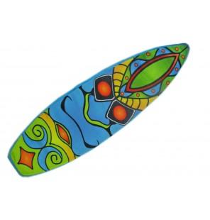 PELUCHE PLANCHE DE SURF 4 ASSORTIS BLU VERT