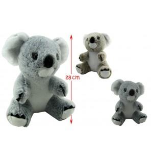 Peluche koala 3 coloris