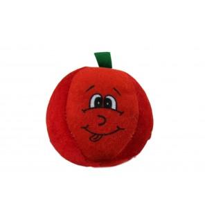 Peluche fruit 4 assortis