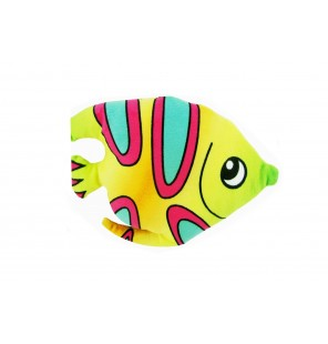 Peluche poisson 3 coloris