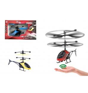 Hélicoptère suspension