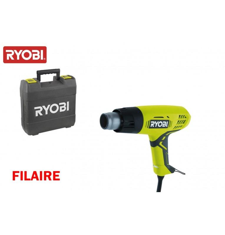 Ryobi décapeur thermique 2000W filaire