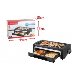 Grill mini four Domoclip