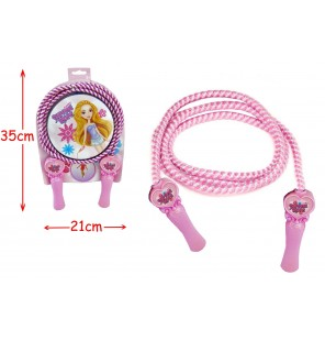 CORDE A SAUTER ROSE TAILLE