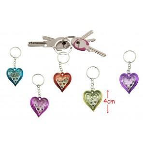 porte clé coeur love