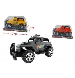 voiture 4X4 friction