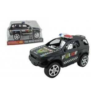 VOITURE DE POLICE FRICTION