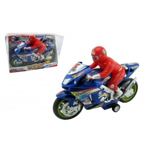 MOTO PILOTE FRICTION SON ET...
