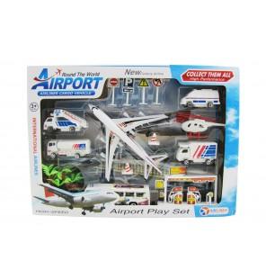 SET AEROPORT 16 PIECES