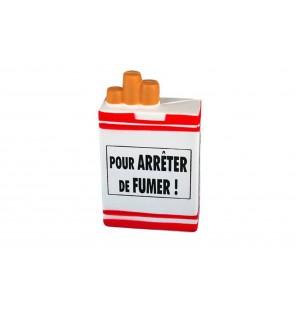 paquet de cigarettes anti stress