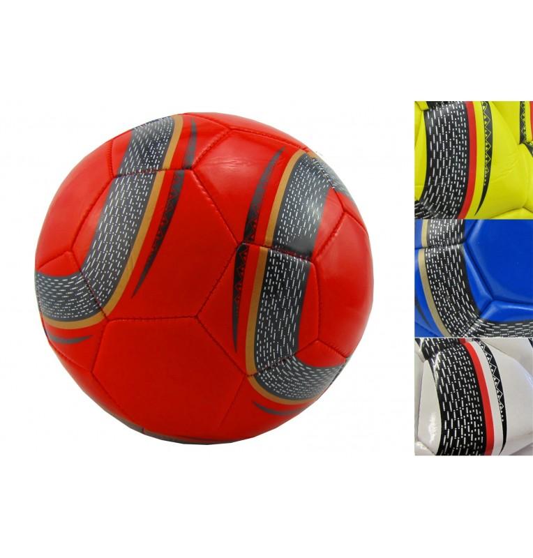 ballon foot cuir à gonfler
