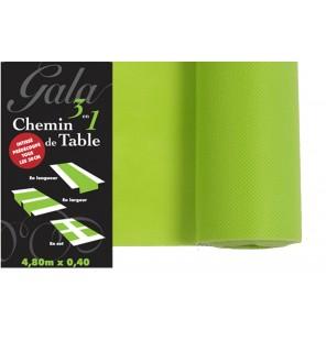CHEMIN DE TABLE PREDECOUPE INTISSE ANIS