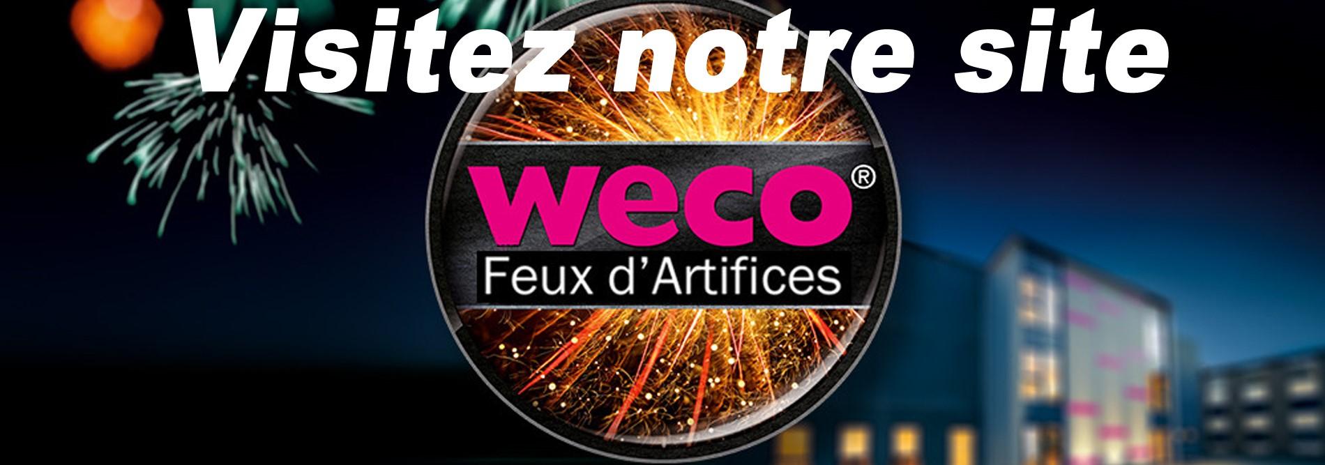 Visitez le site WECO ARTIFICES !